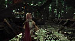 Final Fantasy XIII - screenshot démo - 3