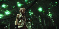 Final Fantasy XIII - screenshot démo - 4