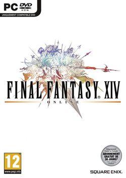 Final Fantasy XIV - Jaquette