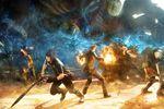Final Fantasy XV : images inédites des combats avec Noctis