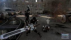 Final Fantasy XV - combat