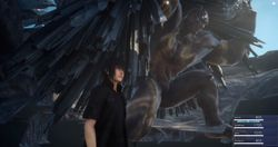 Final Fantasy XV - Titan
