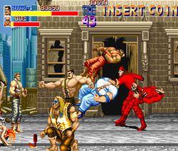 Final Fight 2 - 1