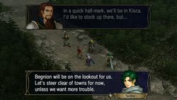 Fire emblem radiant dawn 1