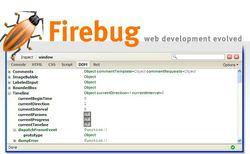 Firebug screen1