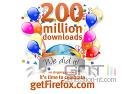 Firefox 200 millions small
