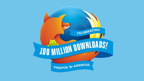 Firefox-Android-100-millions-telechargements