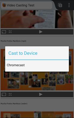 Firefox-Android-Chromecast