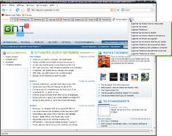 Firefox G Data WebFilter