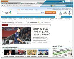 Firefox-MSN