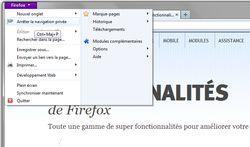 Firefox-navigation-privee