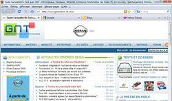 Firefox onglets