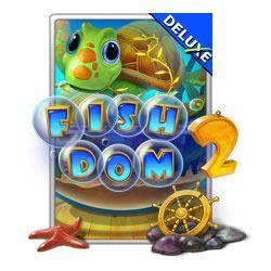 Fishdom 2 Deluxe logo 1