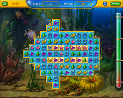 Fishdom - Seasons Under the Sea Deluxe screen 1
