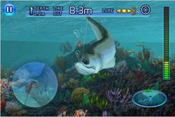 Fishing Kings Gameloft iPhone 02