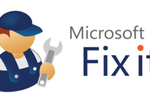 fix it center logo