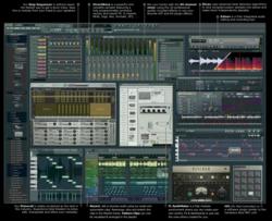 FL Studio screen2