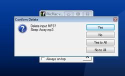 FlicFlac screen 2