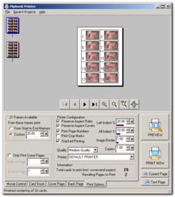 Flipbook Printer
