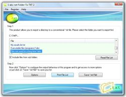 Folder-to-TXT