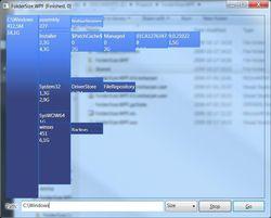 FolderSize.WPF screen1