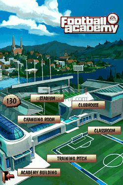 Football Academy DS