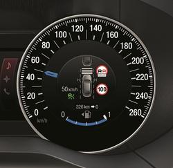 Ford excès vitesse