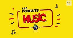 Forfait Music La Poste Mobile