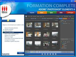 Formation Adobe Photoshop Elements 8 screen 2