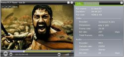 Fortop FLV Player screen1
