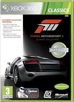 Forza Motorpsort 3 Ultimate Collection