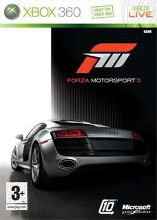 Forza Motorsport 3 - Jaquette