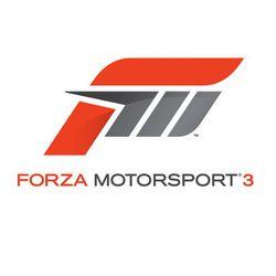 Forza Motorsport 3 - Logo 2
