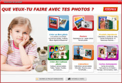 Fotoprix Photolivre screen2