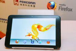 Foxconn Firefox OS tablette