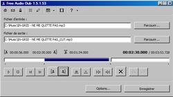 Free Audio Dub screen 1