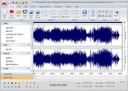 Free Audio Editor screen 1