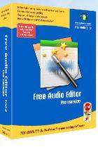 Free Audio Editor : travailler des fichiers audio