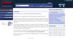 Free centre relation utilisateur