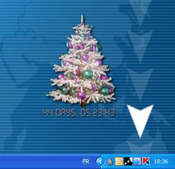 Free Christmas Tree screen1