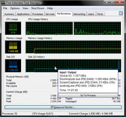 Free Extended Task Manager screen1