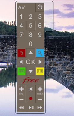 Free gadget télécommande 2
