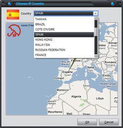 Free Hide IP screen1
