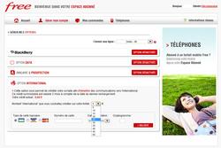 Free Mobile appels internationaux