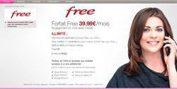 Free mobile offre subventionnée vente privée