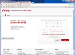 Free Mobile phishing 2