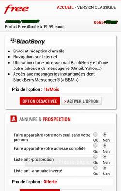 Free Mobile version mobile 2