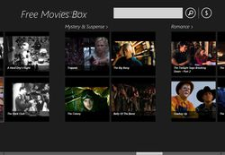 Free Movies Box screen1
