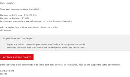 Free phishing