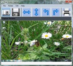 Free Screen Capturer screen2